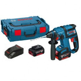 Cordless Rotary Hammer with SDS-plus GBH 18 V-EC Professional