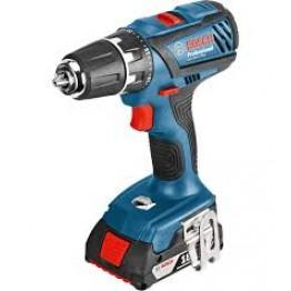 Cordless Drill/Driver  GSR 18-2-LI Plus Professional