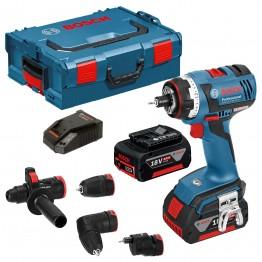 Cordless Drill/Driver GSR 18 V-EC FC2 Professional