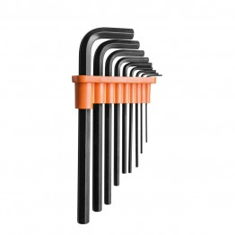 Set of Hexagonal Long Keys 9 pieces -44421209