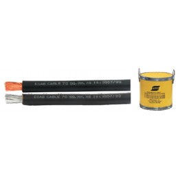 Welding Cable (Copper)  -  50 sqmm  (100mtrs Roll)