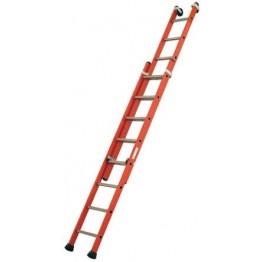 Fiberglass 2-section Ladder