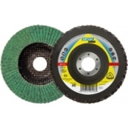 Flap Disc SMT 636 Supra 115 x 22.23, 40 grit, for INOX