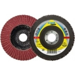 Flap Disc SMT 924 Special 125 x 22.23, 40 grit, for INOX