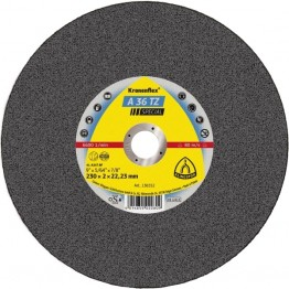 Kronenflex® Cutting-off wheel A 36 TZ SPECIAL, 115 x 22.23 x 2 mm, flat, for INOX