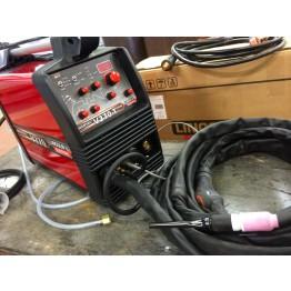 Invertec TIG Welding Machine, 270TP, 270 Amps complete set