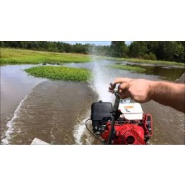 """G200 Long tail Boat machine - LTB Complete Set+ 6.25"""" - 6.5"""" Propeller"""