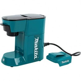 Cordless Coffee Maker 18volt LXT Makita DCM500Z  + Charger wIthout battery.