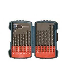 P-51889 13 Piece Performance Masonry TCT Drill Bit Set