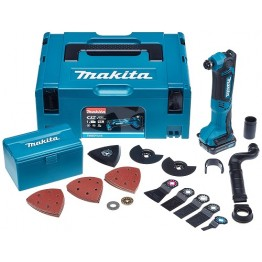 Cordless Multifunction Tool Makita TM30DY1JX5, 10.8 Volt