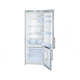 KGN57VL20M NoFrost, Bottom Freezer Door Color Stainless Steel look