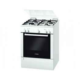 HGG223122Z Freestanding Gas Cooker 60cm - White