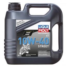 Motorbike 4T 10W-40 Street 4L Engine Oil