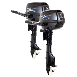 Outboard Engine - 4 Stroke 15hp