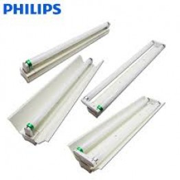 Double Fluorescent light 4ft