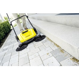 Manual Push Sweeper, S 650