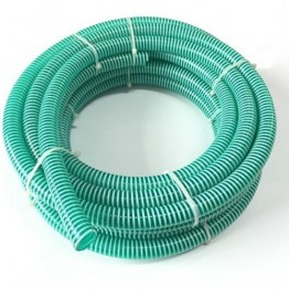 4'' PVC Flexible Suction Hose, 27m