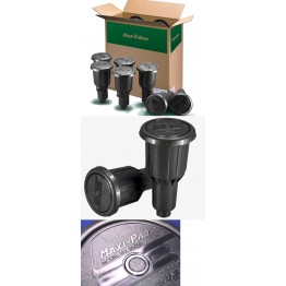 """Rain Bird, 3/4""""and 1/2"""" Maxi-Paw™ 2045A Rotor Closed-Case Impact Sprinkler"""