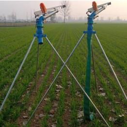 1-1/2'' Sprinkler Rain Gun Adjustable Full Circle w/o stand 22-25m