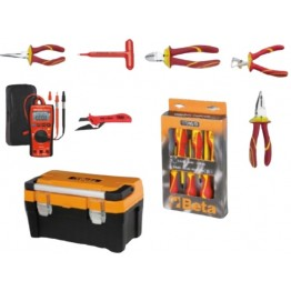 Set of 14pcs Insulated Electrical Tool Box for Smart Metering, 1000V