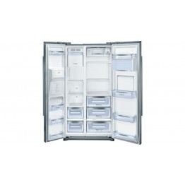 Side By Side Fridge/Freezer With Water and Water Dispenser 522ltr  KAG90AI20N