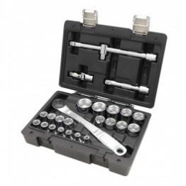 "BETA EASY 1/2"" 923E/C25 SOCKET SET  8-32mm"