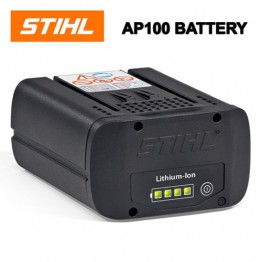 Battery AP100 for Cordless Chainsaw, Strimmer/Brushcutter & Hedgecutter