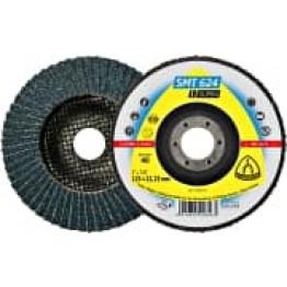 Flap Disc SMT, 624 Supra, 115 x 22.23, 40 grit, for INOX KL322765