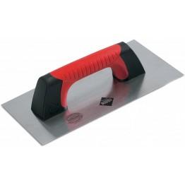 "Steel Trowel with Closed Rubiflex Handle 12"" (30cm. ) Rubi 75950"