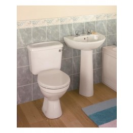 Twyford Close Couple WC Set - Hanging