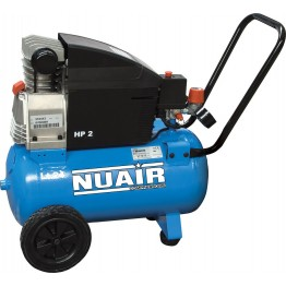 Air Compressor, 2 HP 24 Ltr