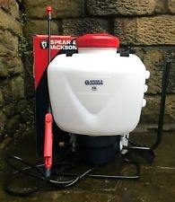 Garden Manual Fumigation Pressure Sprayer,15 liter, 15LPAPS